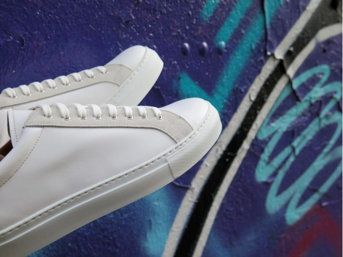 Prince Jorge - Sneakers - Basic - Blanc