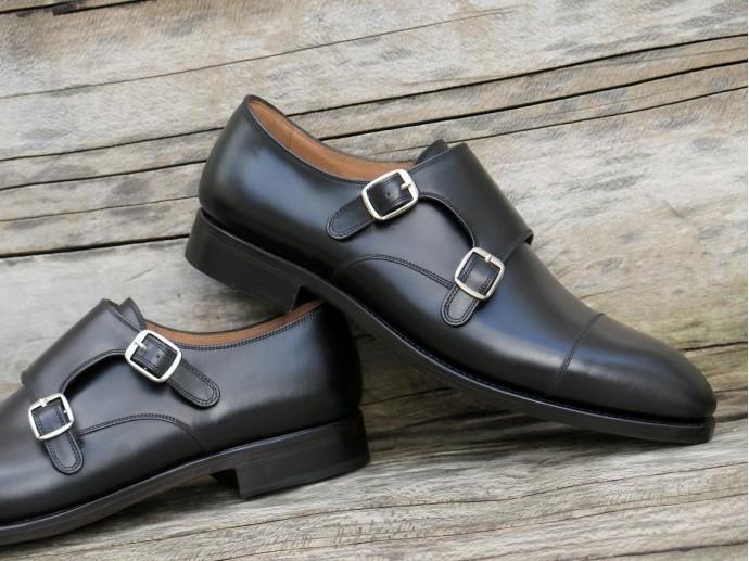 4504 - Largeur E - Box-calf noir - Annonay