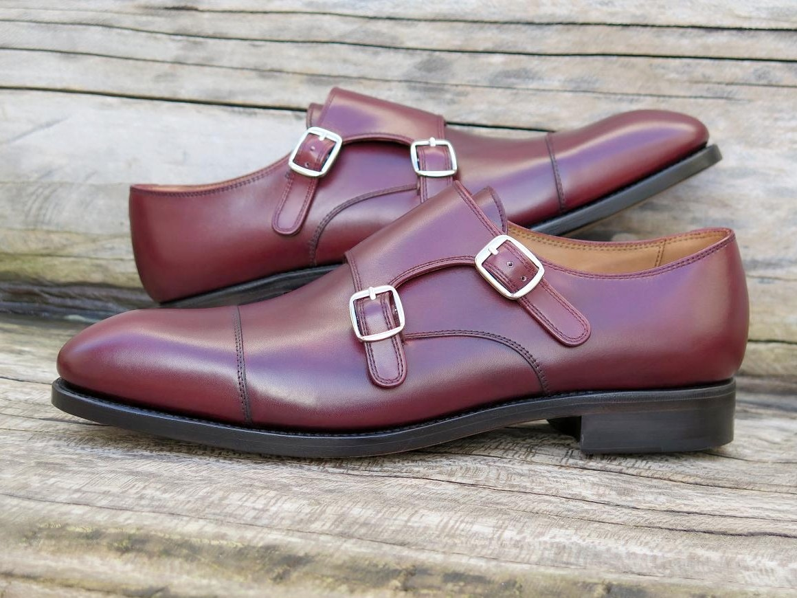 4504 - VEGANO BURGUNDY (LARGEUR E)