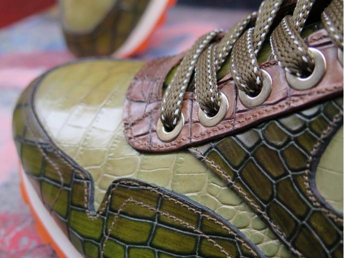 Prince Jorge - Sneakers - Gecko - Verde