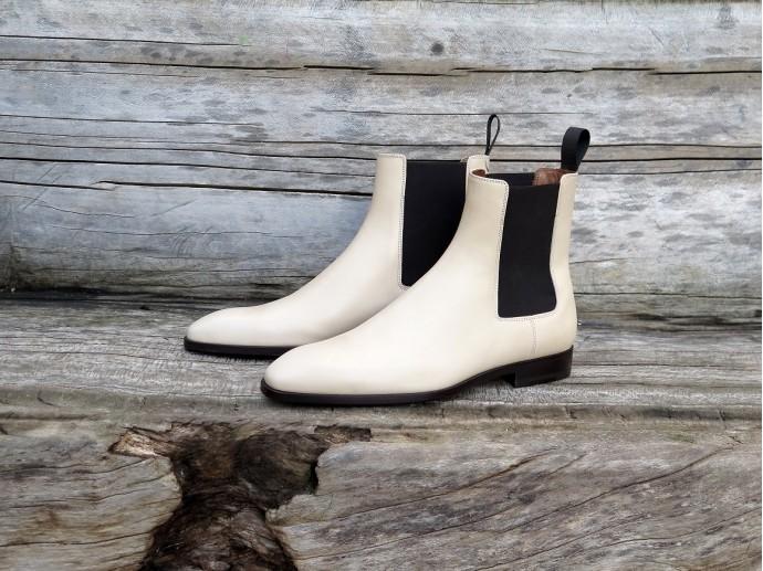PJ Ligne Prestige - Sinclair - Museum calf & Harris Tweed
