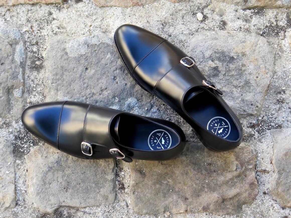 PJ Ligne Prestige - Rivoli - Box-calf - Noir