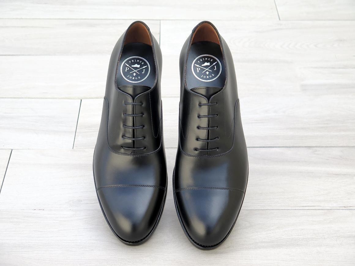 4500 - forme ronde - Box-calf noir - Annonay