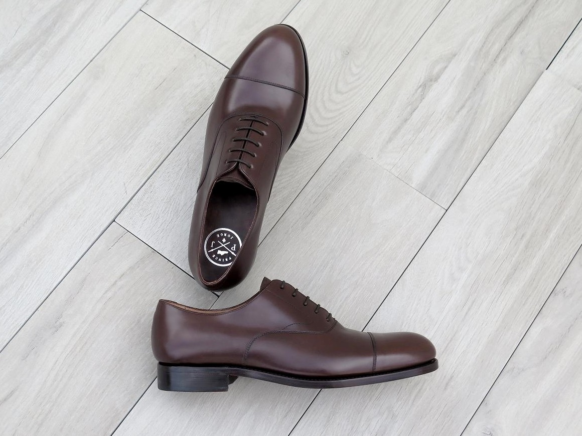4500 - Forme ronde - Vegano dark brown - Annonay